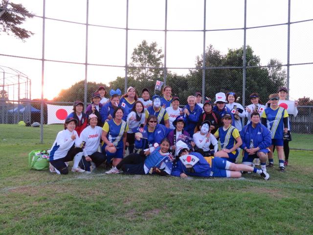 第九届奥克兰WMG女子垒球赛